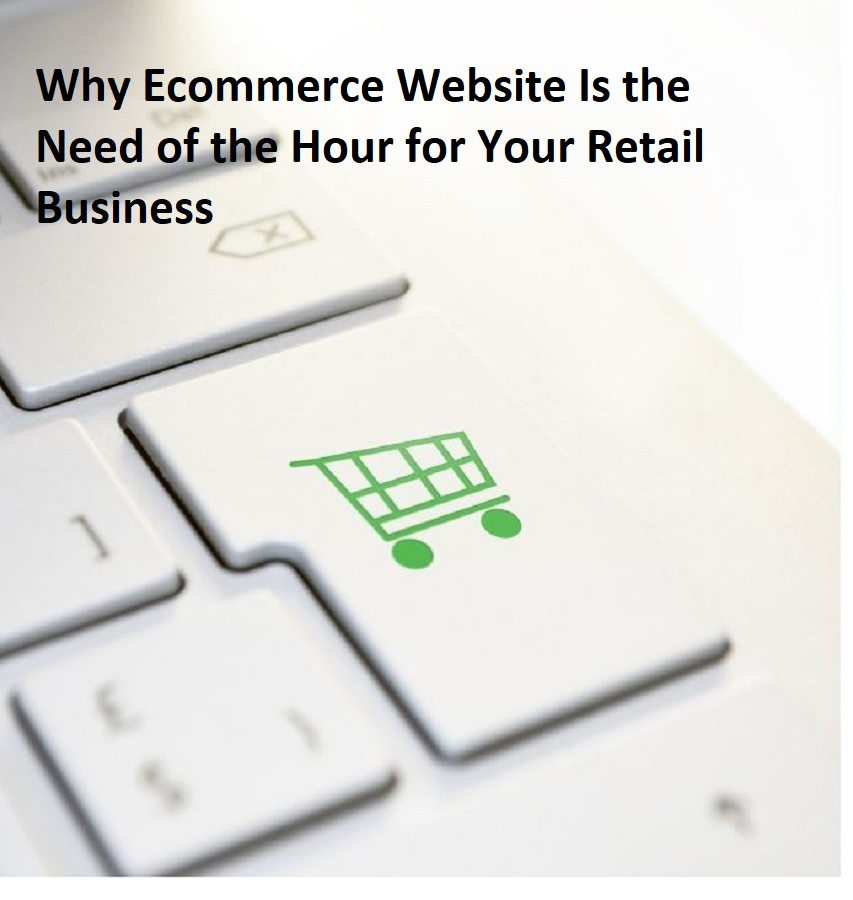 Ecommerce Website takes time