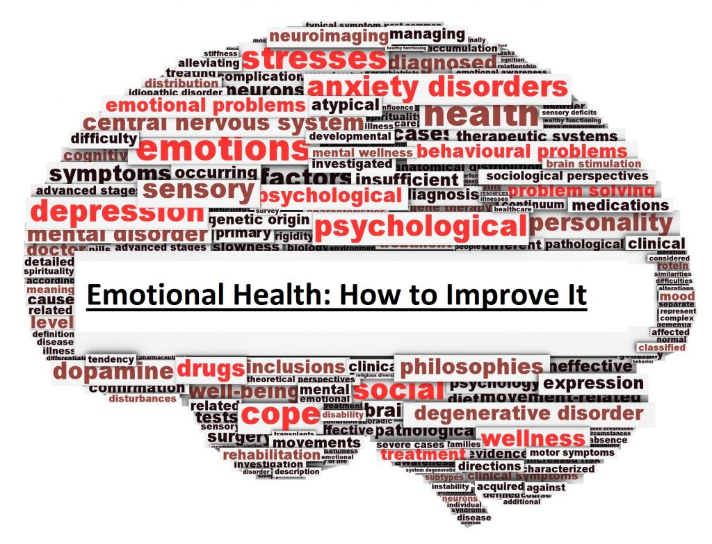 Emotional Health-How to Improve It