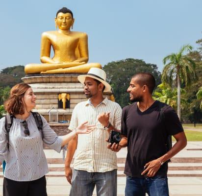 Weekend In Colombo