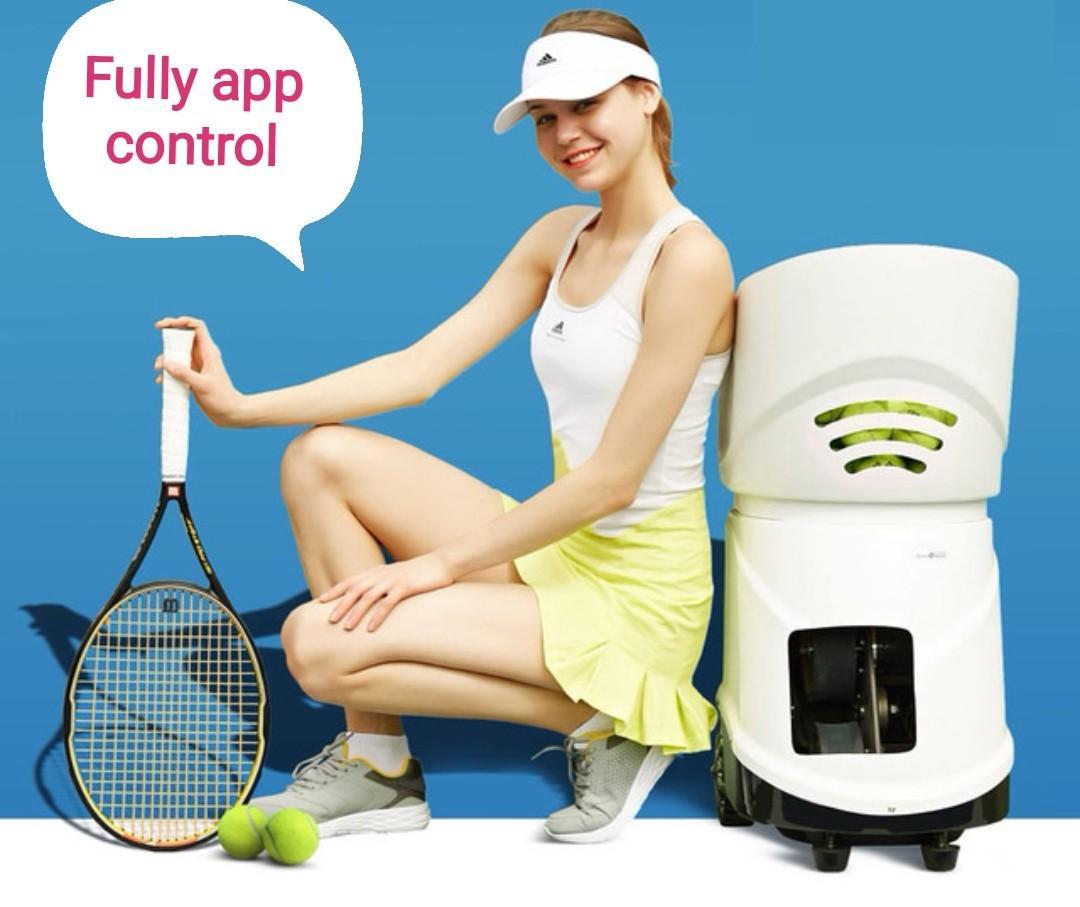 Finding the Best Tennis Ball Machine
