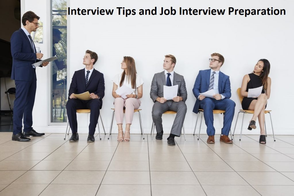 Interview Tips and Job Interview Preparation
