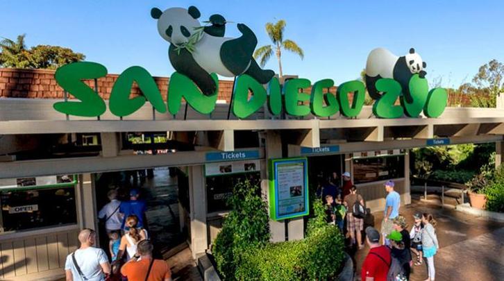 San Diego Zoo Tours